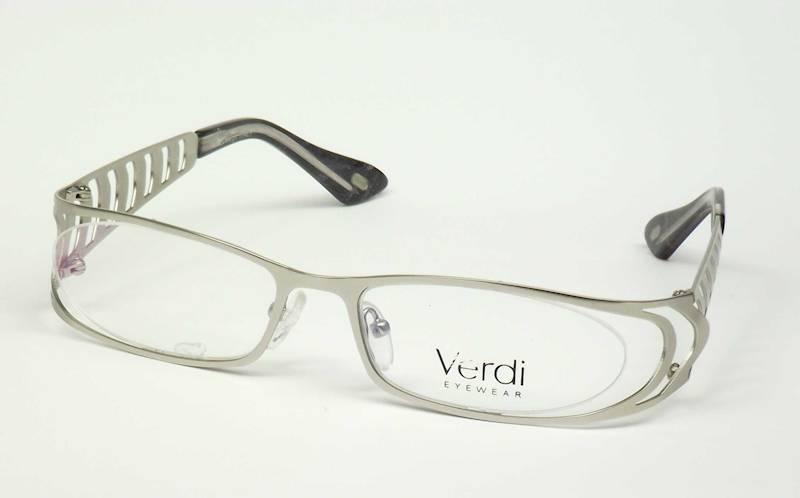 Oprawa okularowa VD1205 C03 Verdi - srebro