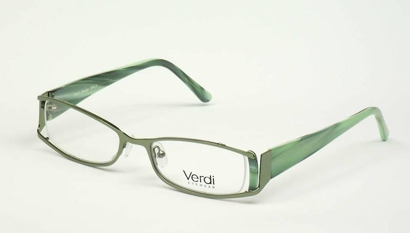 Oprawa okularowa VD1104 C03 Verdi - zieleń