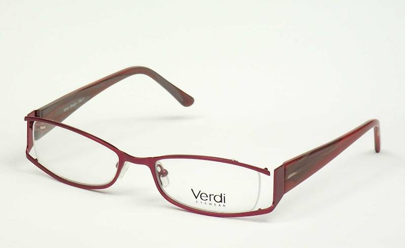 Oprawa okularowa VD1104 C02 Verdi - burgund