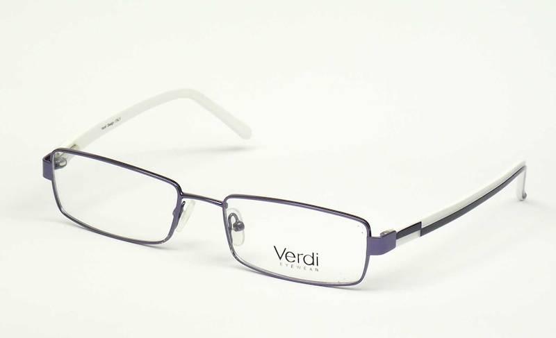 Oprawa okularowa VD1103 C02 Verdi - granat
