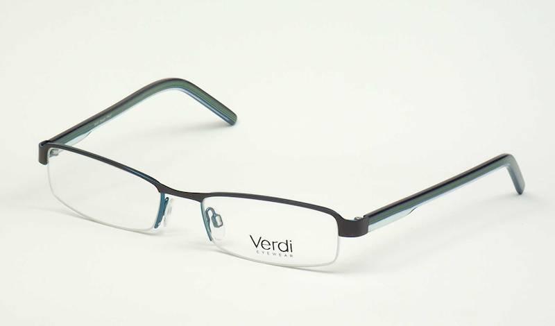 Oprawa okularowa VD1102 C03 Verdi - metal/zieleń