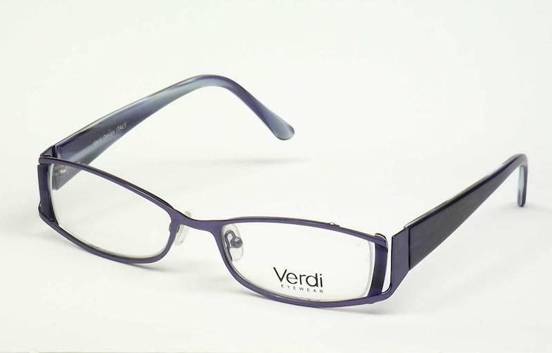 Oprawa okularowa VD1104 C01 Verdi - granat