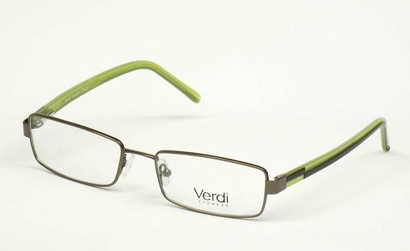 Oprawa okularowa VD1103 C03 Verdi - oliwka