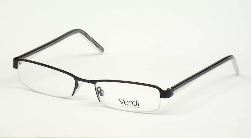 Oprawa okularowa VD1102 C01 Verdi - czarny