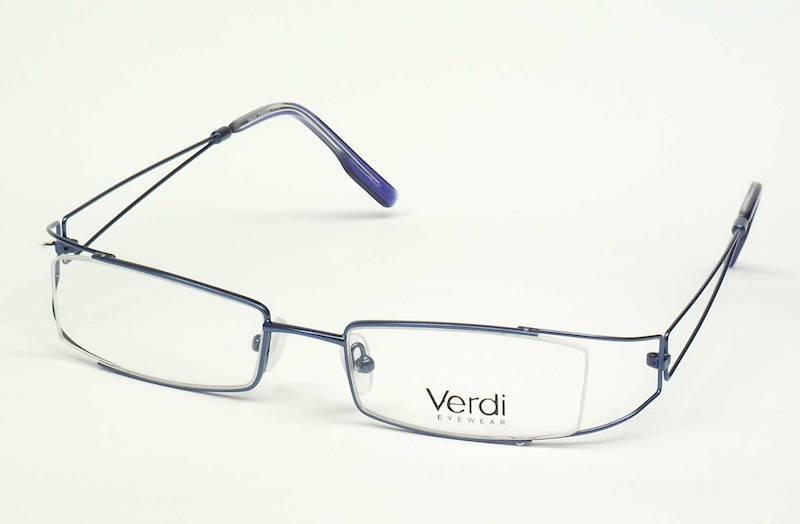 Oprawa okularowa VD1101 C03 Verdi - niebieski