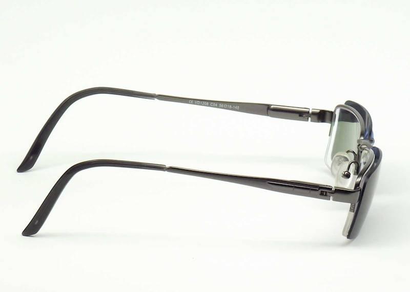 Oprawa okularowa VD1208 C04 Verdi - gun mat bez CL