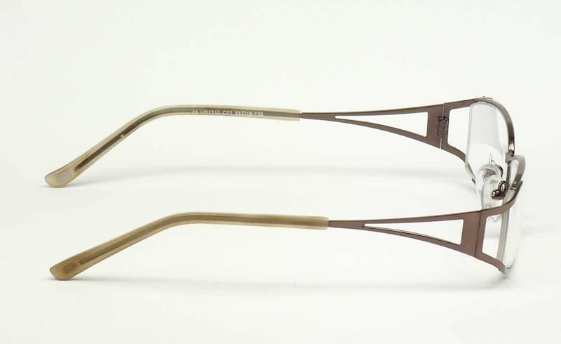 Oprawa okularowa VD1210 C03 Verdi - j. brąz
