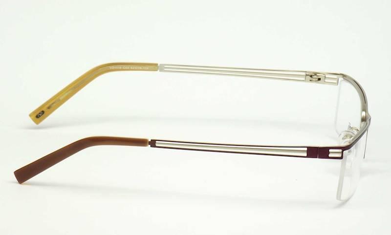 Oprawa okularowa VD1116 C03 Verdi - brąz/złoto