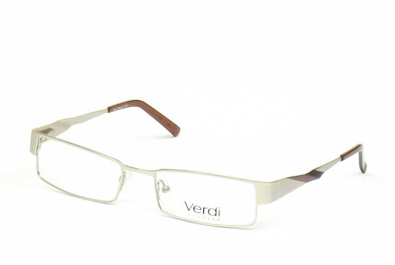 Oprawa okularowa VD1115 C01 Verdi - złoty/brąz