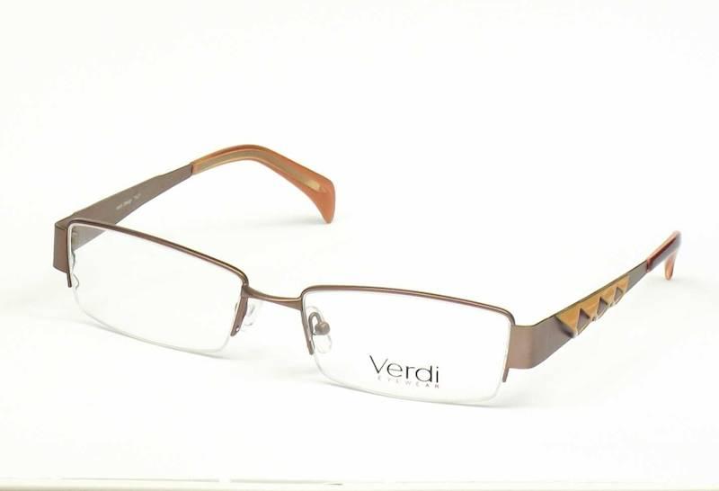 Oprawa okularowa VD1109 C03 Verdi - brąz/pomarańcz