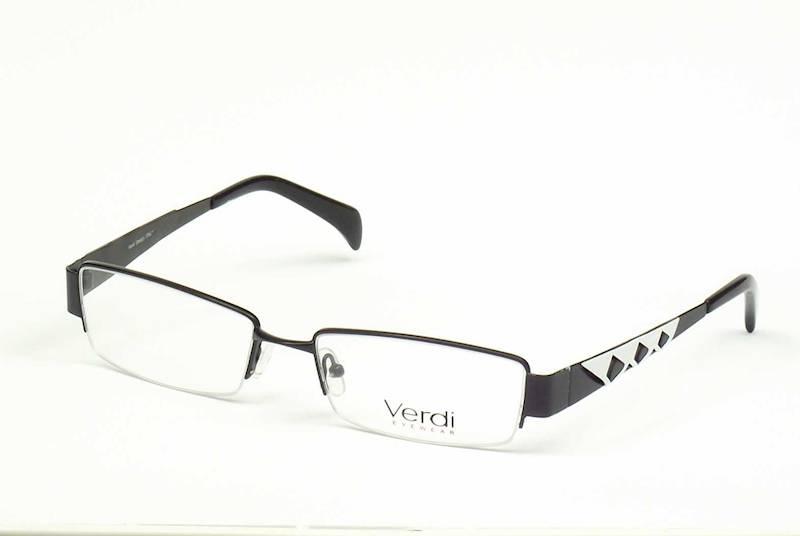 Oprawa okularowa VD1109 C01 Verdi - czarny/biały