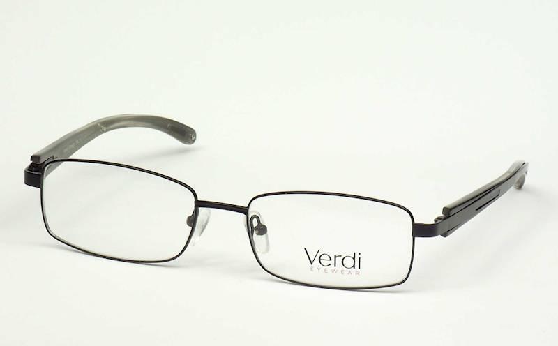 Oprawa okularowa VD1404 C02 Verdi - czarny