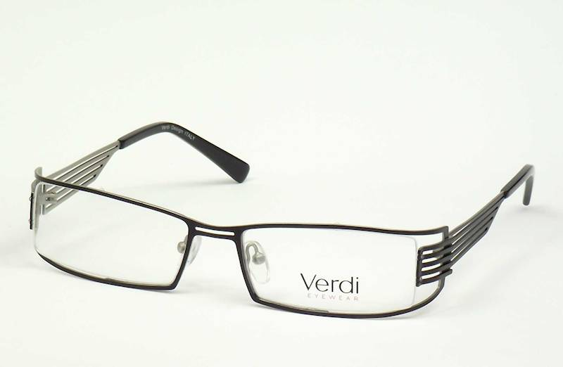 Oprawa okularowa VD1401 C03 Verdi - czarny/gun