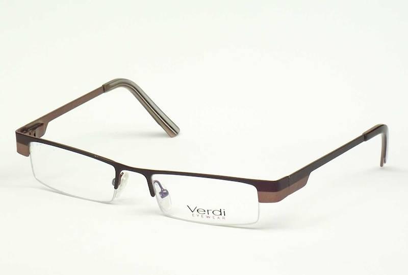 Oprawa okularowa VD1302 C02 Verdi - brąz/kawa