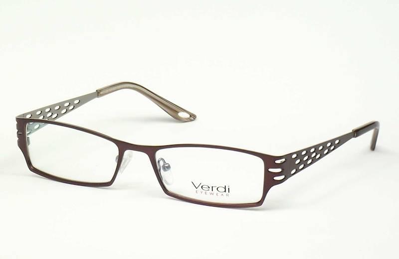 Oprawa okularowa VD1301 C03 Verdi - brąz