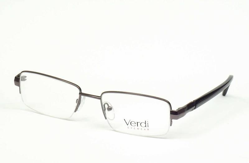 Oprawa okularowa VD1127 C02 Verdi - gun/czarny