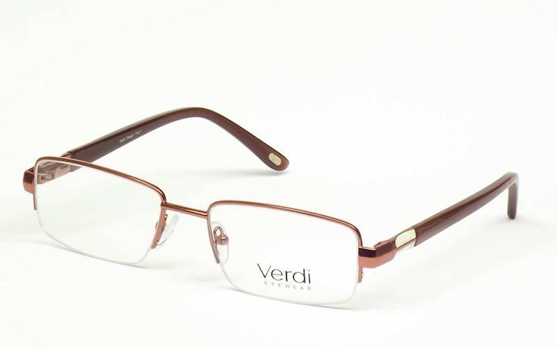 Oprawa okularowa VD1127 C01 Verdi - brąz/beż