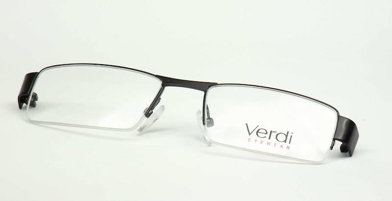 Oprawa okularowa VD1129 C01 Verdi - czarny/szary