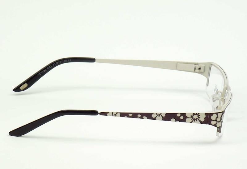 Oprawa okularowa VD1125 C03 Verdi - brąz/beż