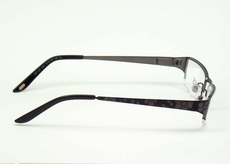 Oprawa okularowa VD1125 C01 Verdi - czarny/gun