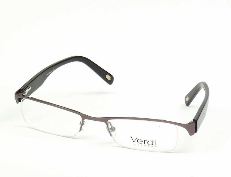 Oprawa okularowa VD1128 C02 Verdi - gun/czarny