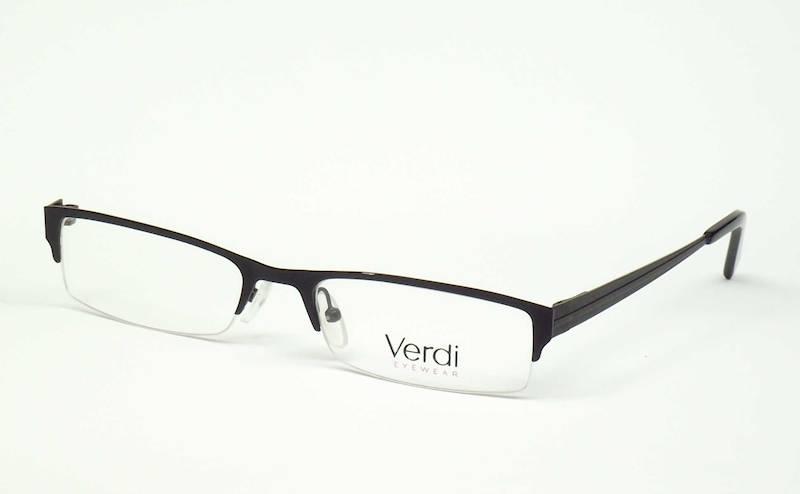 Oprawa okularowa VD1124 C02 Verdi - czarny/purpura