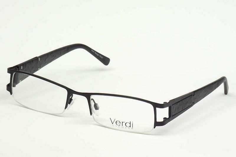 Oprawa okularowa VD1123 C01 Verdi - czarny