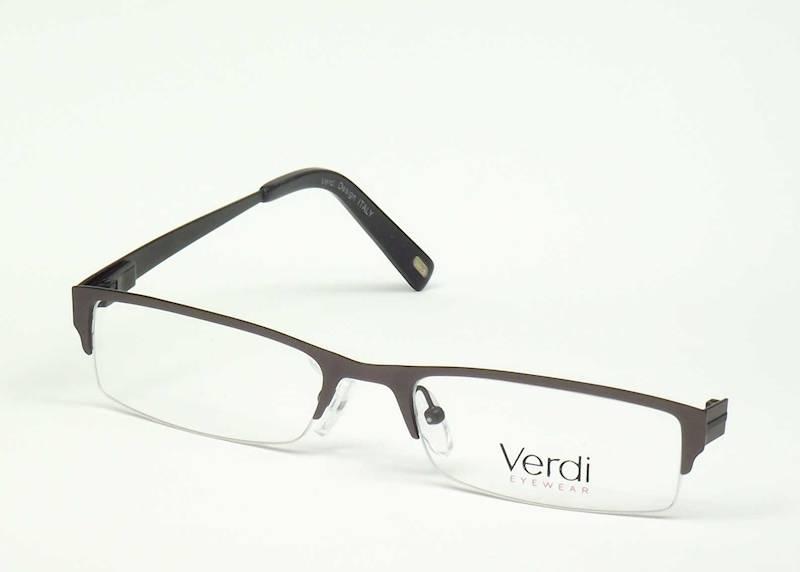 Oprawa okularowa VD1124 C03 Verdi - czarny/srebrny