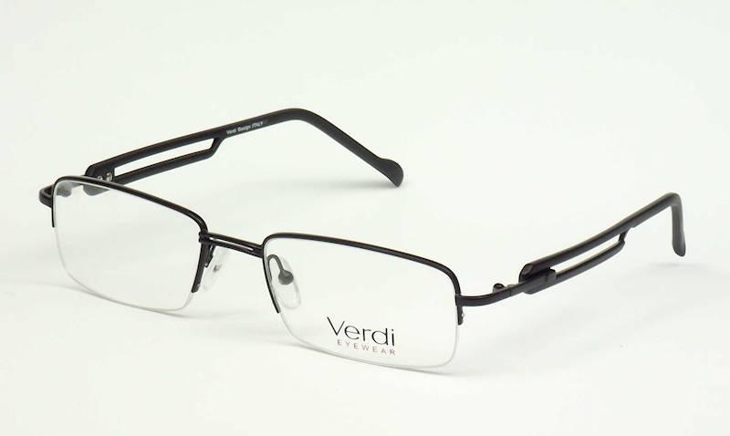 Oprawa okularowa VD1122 C01 Verdi - czarny