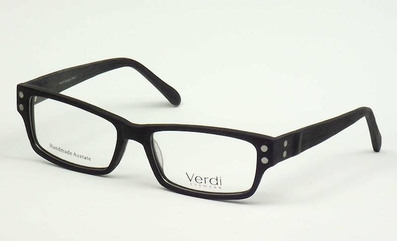Oprawa okularowa VD1121 C02 Verdi - czarny