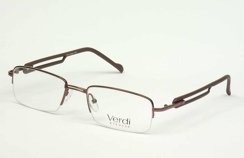 Oprawa okularowa VD1122 C03 Verdi - brąz