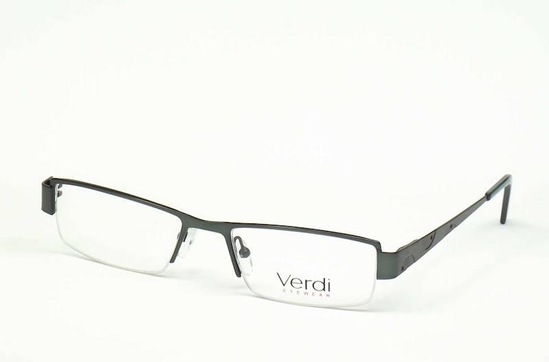 Oprawa okularowa VD1118 C03 Verdi - zielony/czarny
