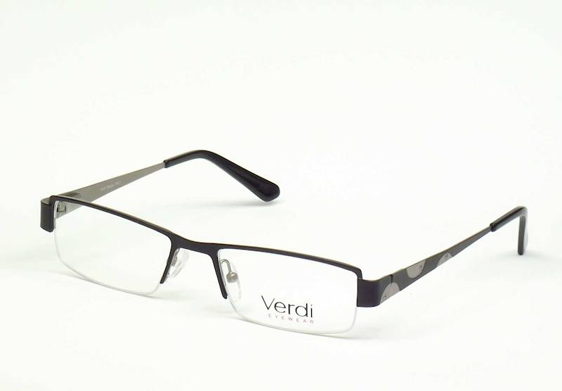 Oprawa okularowa VD1118 C02 Verdi - czarny/gun