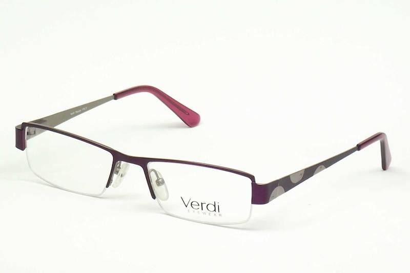 Oprawa okularowa VD1118 C01 Verdi - fiolet/gun