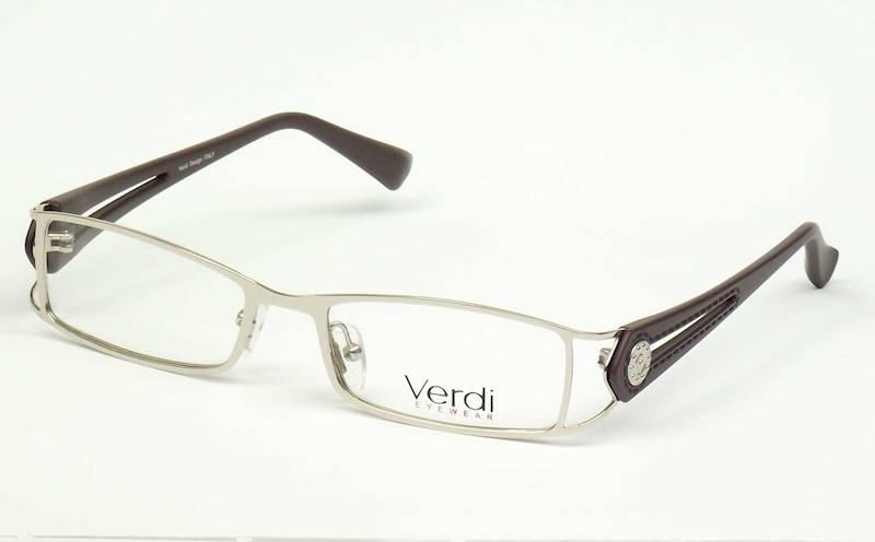 Oprawa okularowa VD1117 C03 Verdi - złoto/brąz