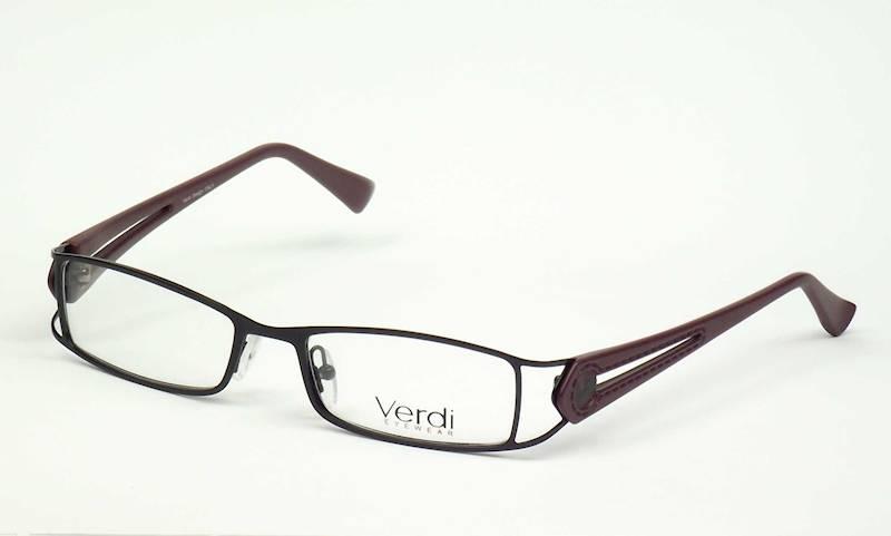 Oprawa okularowa VD1117 C02 Verdi - czarny/burgund