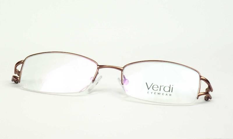 Oprawa okularowa VD1209 C02 Verdi - brąz