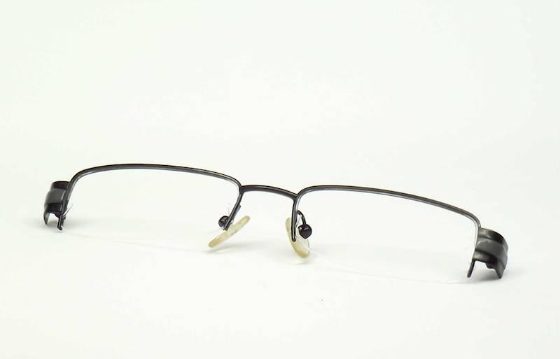Oprawa okularowa VD1216 C01 Verdi - czarny/siwy