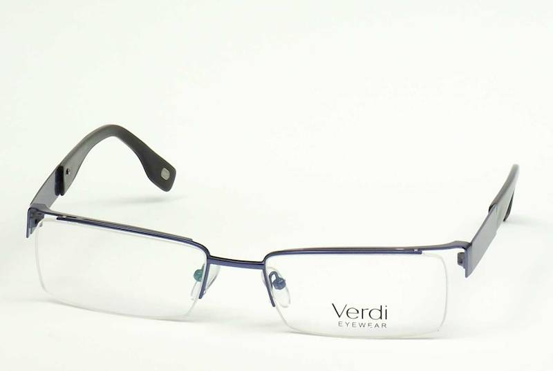 Oprawa okularowa VD1215 C03 Verdi - granat/czarny