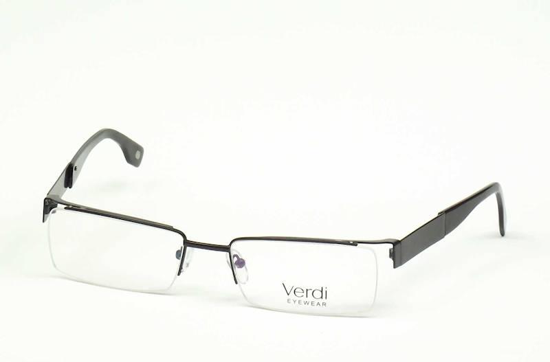 Oprawa okularowa VD1215 C01 Verdi - czarny