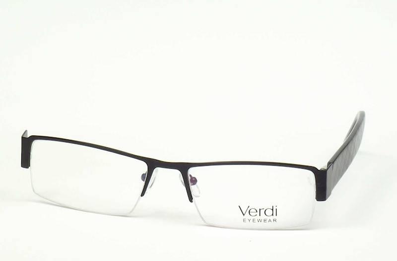 Oprawa okularowa VD1214 C01 Verdi - czarny