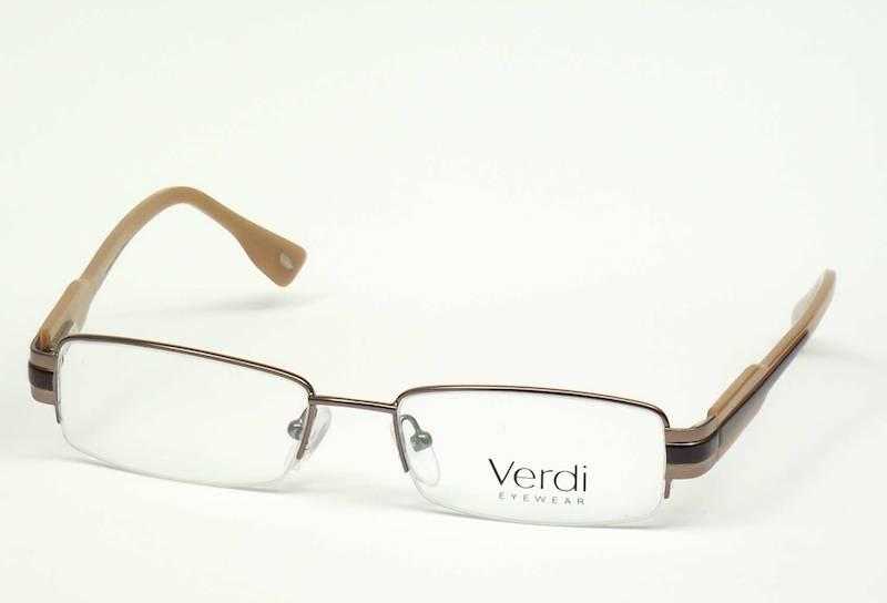 Oprawa okularowa VD1216 C03 Verdi - brąz