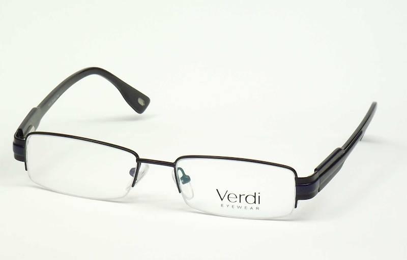 Oprawa okularowa VD1216 C02 Verdi - czarny/granat