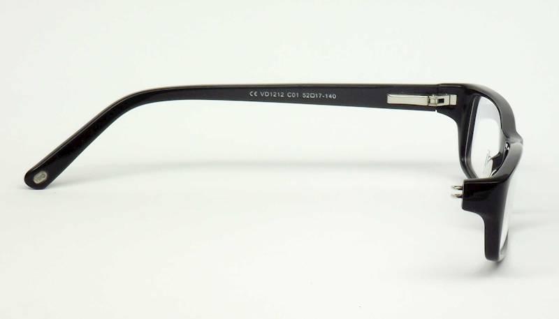 Oprawa okularowa VD1212 C01 Verdi - czarny