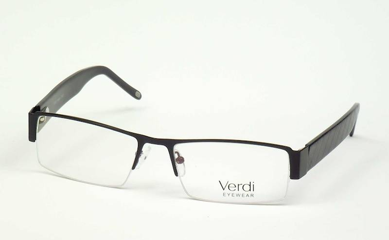 Oprawa okularowa VD1214 C02 Verdi - czarny/granat