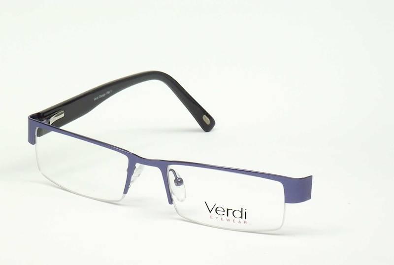 Oprawa okularowa VD1132 C03 Verdi - granat/czarny