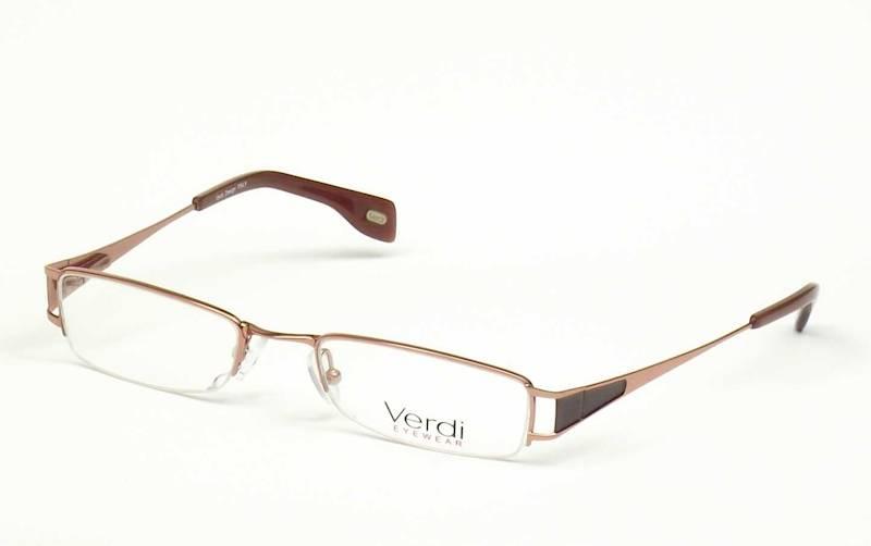 Oprawa okularowa VD1108 C06 Verdi - j.brąz/brąz