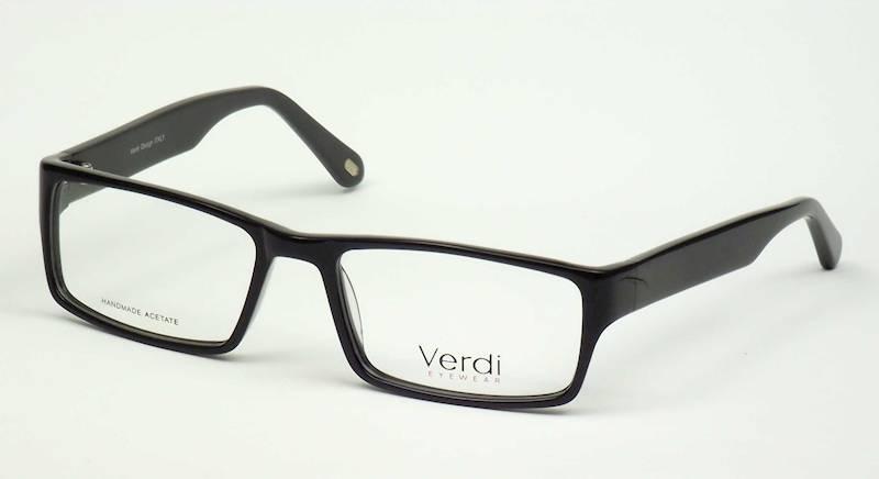 Oprawa okularowa VD1131 C01 Verdi - czarny