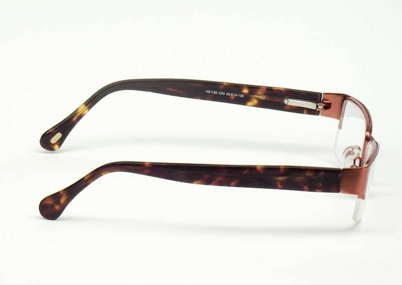 Oprawa okularowa VD1130 C03 Verdi - brąz