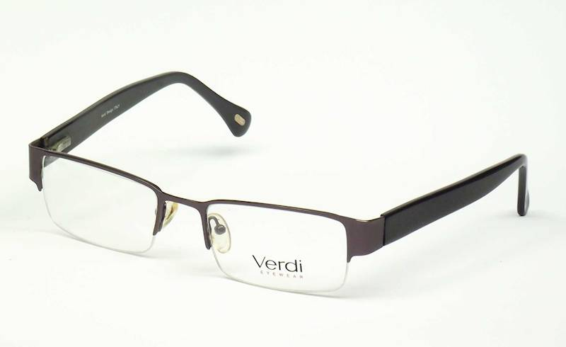 Oprawa okularowa VD1130 C02 Verdi - gun/czarny
